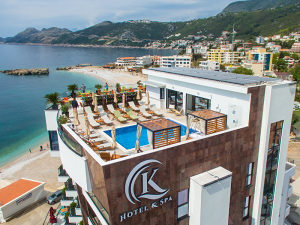 DOBRE VODE: Kalamper Hotel & Spa****