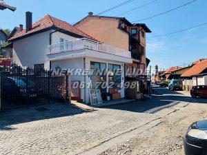 Kuća sa poslovnim prostorom, Mejdan