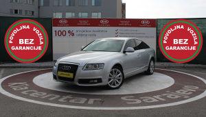 ID: 053 AUDI A6 3.0 V6 TDI *REZER* QUATTRO S-TRONIC