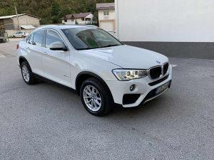 BMW X4 2.0 XD 2016 REGISTROVAN 7/2020