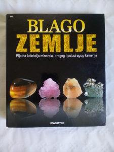 Časopis - BLAGO ZEMLJE minerali,poludrago kamenje