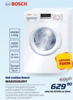 Bosch VES MASINA >>> Pogledajte fotografije artikala