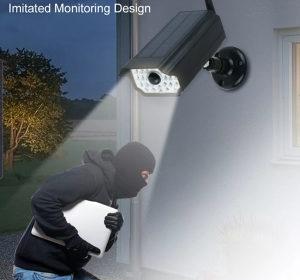 Lažna kamera sa senzorom za blinkanja crvene lampice