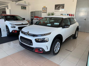 Citroen C4 Cactus Feel BlueHDi 100