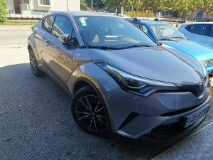 Toyota C-HR Hybrid C-HIC
