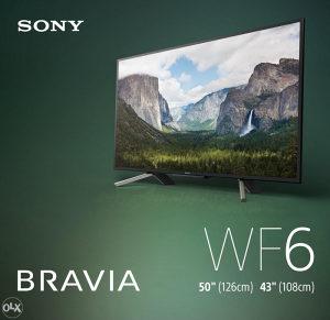 "Sony 50"" LED Smart WiFi TV 50WF665 FullHD 400Hz"