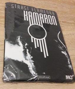 DVD film španski Strast Flamenka Kamaron