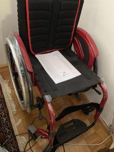 Invalidska kolica SOPUR QUICKIE HELIUM ***NOVA*