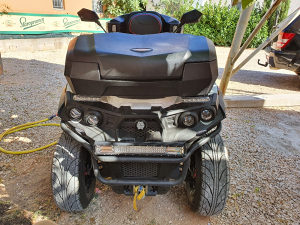Odes quad atv
