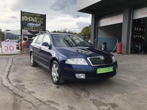 Škoda Octavia 2008god DSG Mjenjac Tek uvezen Top stanje