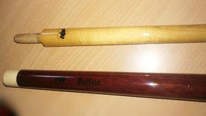 BUFFALO bilijarski štap - karambol + orginalna futrola