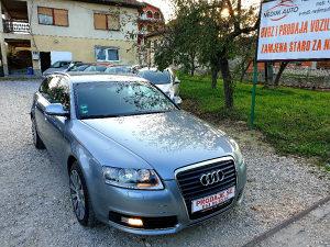 Audi A6 Facelift 2.7 TDI 2009 god.MOŽE ZAMJENA