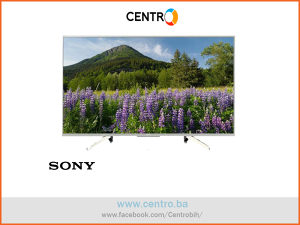 "SONY TV 49XF7077 E-LED, 49""-124 cm, 4K UHD,Smart,Linux"