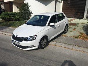 Škoda Fabia 2015 god.