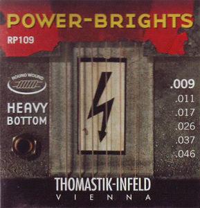 Žice za električnu  gitaru THOMASTIK RP109