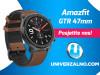 Amazfit GTR 47mm sat