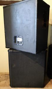 ZECK zvučne kutije / trosistemke / 400W 8 Oma