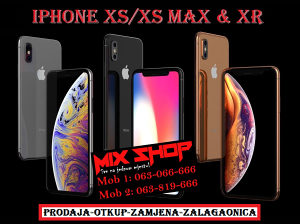 IPHONE XS MAX 256GB GOLD/ZLATNI *NOVO*GARANCIJA* 256 GB