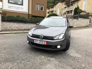 VW GOLF VI 6 2.0 TDI 103 kw 2012. tek uvezen