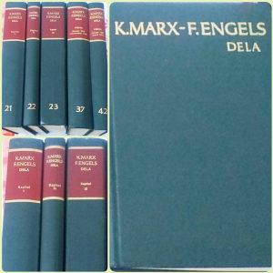 """KARL MARX / """"KAPITAL"""" / ENGELS PISMA / KNJIGE"""