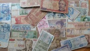 Razne novčanice LOT 29kom