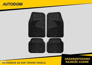 Patosnice - Škoda - AUTODOM.ba