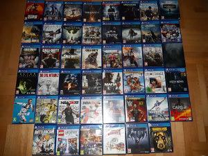 PS4 Igre Polovne *** Veliki Izbor Sony 4 igara***