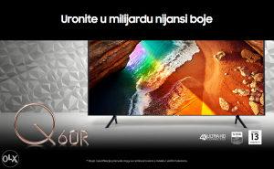 "Samsung 49Q60R 49"" QLED Q60R 4K TV QE49Q60RATXXH Smart"