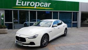 Maserati Ghibli SQ4 3.0 2015