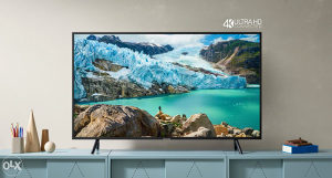 "Samsung 4K 50"" UltraHD TV 50RU7022 WiFi HDR Smart"