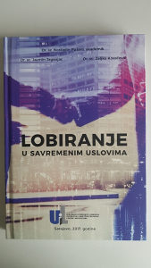 Knjiga: Lobiranje u savremenim uslovima