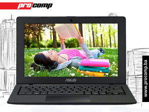 Laptop Asus X200C Intel® Core™ i3 3217U 4GB 320GB