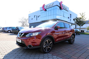 Nissan Qashqai 1.6 DCI TEKNA EXCLUSIVE PLUS 130 KS