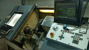 Gildemeister NEF CT40 strug tokarski stroj