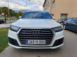 Audi Q7 3.0 TDI QUATTRO Tiptronic+ S LINE