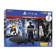 PlayStation 4 1TB Fchassis Ratchet and Clank