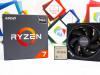 Procesor AMD Ryzen 7 2700; 8C/16T; s coolerom