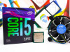 Procesor Intel Core i5-9400F; 6C/6T; s coolerom