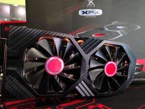 XFX RX580 RX 580 GTS 8GB OC+