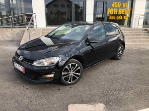 GOLF 7 VII 2.0 DSG 150PS ALLSTAR MOD2014
