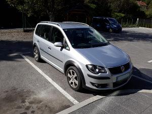 Volkswagen Cross Touran - bez zamjene