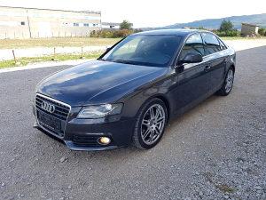 Audi A4 B8 . 2X S LINE . 2.7TDI 140KW. MANUELNI MJENJAČ