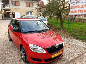 Škoda Fabia 1.6 TDI 2014 god.MOŽE ZAMJENA