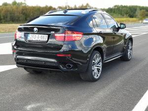 BMW X6 M performance 4.0 Facelift xdrive