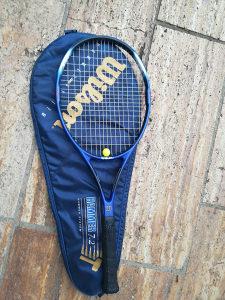 Teniski reket WILSON titanium HAMMER 7.2
