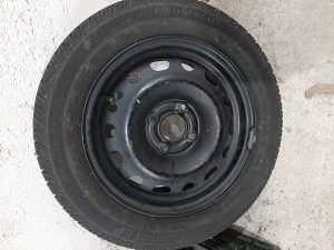 Rezervna guma za Opel Corsu C Astru