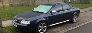 Audi a6 2.5 S-line dijelovi