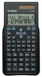 DIGITRON KALKULATOR CANON F715SG CRNI (021490)