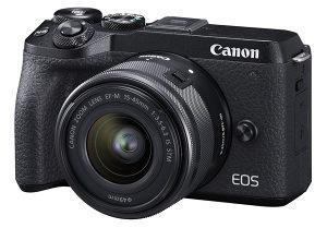 Canon EOS M6 Mark II 15-45 - PCFOTO