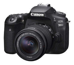 Canon EOS 90D 18-55 IS STM - PCFOTO